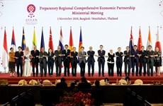 Le Vietnam soutient l'achèvement des négociations sur le RCEP