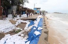 La tempête Matmo fait un disparu et 14 blessés