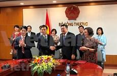 Mega Market souhaite doubler le volume de marchandises importées du Vietnam
