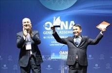 Agence de presse : la VNA remporte un prix de l'OANA