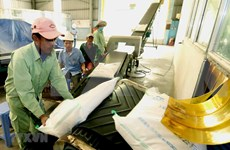 Riz: les exportations en dix mois en hausse en volume mais en recul en valeur