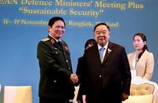 Défense : activités du ministre de la Défense Ngo Xuan Lich en Thaïlande