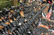 Cambodge : forte croissance des exportations de chaussures, sandales et articles de voyage
