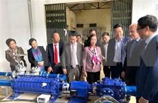 Pour une utilisation durable des ressources en eau sur le plateau calcaire de Dông Van