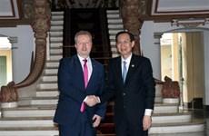 Ho Chi Minh-Ville et la République tchèque renforcent la coopération dans l'environnement