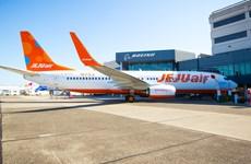 La compagnie aérienne sud-coréenne Jeju Air  ouvre une ligne directe à Phu Quoc