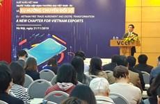 Exportations vietnamiennes et tendances de transformation numérique