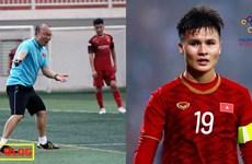 Football masculin : Quang Hai parmi six joueurs à surveiller aux SEA Games 30