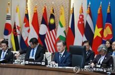 La République de Corée et l'ASEAN cherchent à promouvoir le libre-échange et la paix régionale