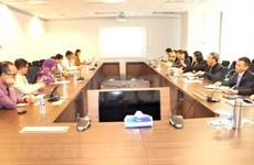 Une délégation de la Commission nationale de surveillance financière en visite en Indonésie