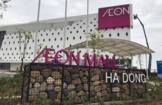 Hanoï: Inauguration du centre commercial AEON Mall Ha Dong