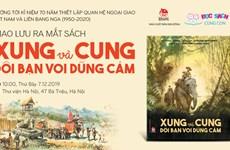 Publication d'un livre en l'honneur du 70e anniversaire des relations Vietnam-Russie