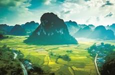 Cao Bang: Parc national de Phia Oac - Phia Ðén, cadeau du Ciel