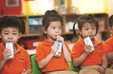 """Programme """"Du lait à l'école"""" : des résultats remarquables"""