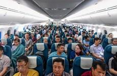 Les compagnies aériennes du Vietnam ont transporté près de 55 millions de passagers cette année