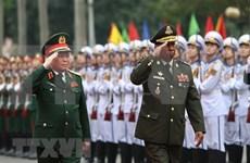 Le Vietnam et le Cambodge intensifient leur coopération dans la défense
