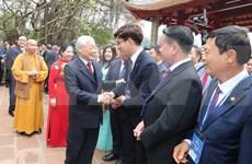 """Le programme """"Printemps au pays natal 2020"""" aura lieu en janvier à Hanoi et Bac Ninh"""