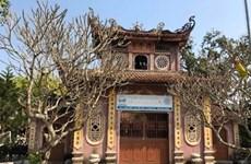 Un musée d'objets en pierre à la pagode Dông Ngo