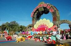Le festival de fleurs à Da Lat