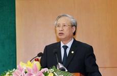 La Commission des affaires intérieures doit intensifier sa lutte contre la corruption