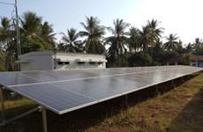 La société émiratie Masdar, partenaire de la plus grande centrale solaire d'Indonésie