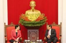 Le Vietnam tient en haute estime ses relations avec le Japon