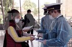 Coronavirus : des localités renforcent les mesures de prévention