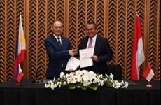 L'Indonésie et les Philippines concluent un accord sur les systèmes de paiement