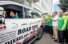 L'Indonésie commencera à utiliser à titre d'essai du biodiesel B40 en mars prochain