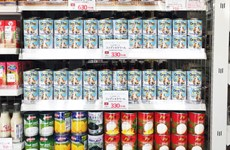 Vinamilk autorisée à exporter du lait condensé en Chine