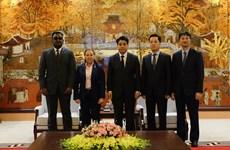 L'échange culturel, pilier de la coopération entre Hanoi et la Malaisie