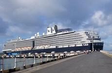 COVID-19 : Les derniers passagers du MS Westerdam quittent le paquebot