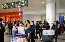 Déclaration médicale obligatoire pour les passagers des vols intérieurs avant le départ