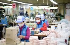 COVID-19 : Vinatex a fourni plus de 38 millions de masques de protection en tissu