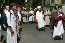 Indonésie : un rassemblement musulman à Jakarta se termine avec 183 personnes mises en quarantaine