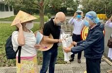 COVID-19 : deux autres patients britanniques guéris à Thua Thien-Huê