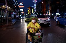 Thaïlande: Recul du nombre de nouveaux cas de coronavirus pour le 5e jour consécutif