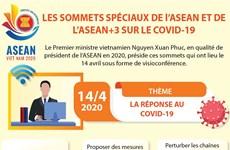 LES SOMMETS SPÉCIAUX DE l'ASEAN ET DE L'ASEAN+3 SUR LE COVID-19