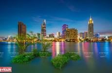 Hô Chi Minh-Ville - une ville moderne et intelligente