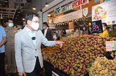 La Thaïlande promeut la vente de fruits sur le marché intérieur