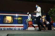 Reprise progressive des activités de transport interurbain de passagers