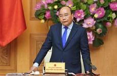 Une visioconférence entre le Premier ministre avec les entreprises prévue le 9 mai