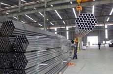 Bond des exportations nationales d'acier et de fer en Allemagne