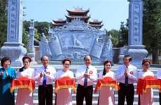 Le PM assiste à des activités en l'honneur de l'anniversaire du Président Ho Chi Minh