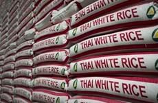 Les exportations thaïlandaises de riz face au désavantage des prix