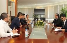 Le Cambodge souhaite coopérer avec Huawei