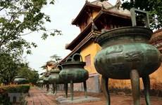 Cuu dinh – symbole de la puissance de la dynastie des Nguyên