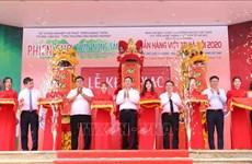 Ouverture de la Semaine des produits vietnamiens à Hanoï