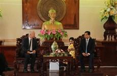 Cân Tho souhaite renforcer sa coopération économique avec la Suisse