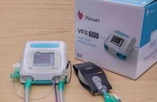 Le Vietnam commence à fabriquer ses propres respirateurs